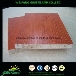 Pine Core Block Board 1220X2440mm Furniture Usage pictures & photos