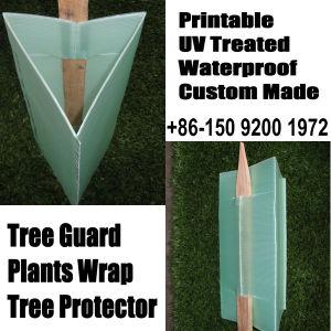 Corflute Tree Guards, PP Tree Protectors, Corrugated Plastic Tree Guards