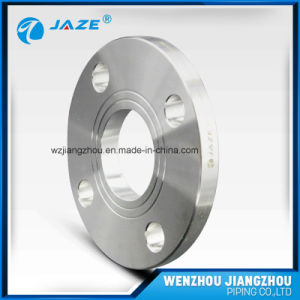 DIN Standard Pn6 Stainless Steel Forging Flate Flange pictures & photos