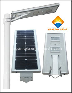 20W Integrated LED Solar Street Light pictures & photos