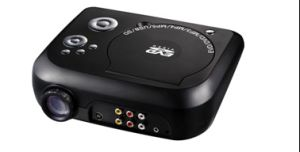 Home Theater Portable DVD Projector PJD-T188