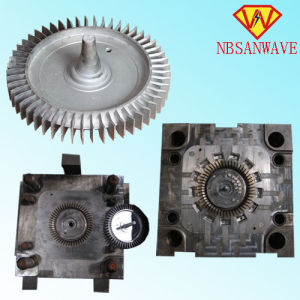 High Pressure Die Mold for Electrode Impeller