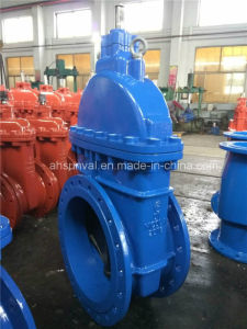 Pn10 Wafer Type Knife Gate Valve pictures & photos