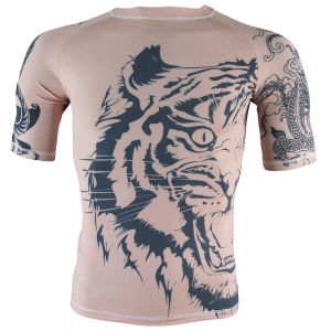 Rross Fit Dri Fit Sublimated Tattoo Jogging Suit pictures & photos