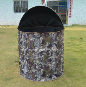 Camouflage Hunting Tent Hiding Tent pictures & photos