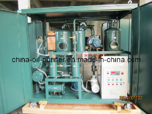 Mineral Transformer Oil Processing Unit/ Oil Regeneration Machine pictures & photos
