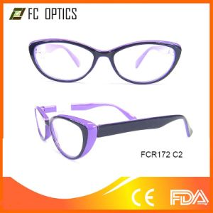 Injection PC Reading Glasses with Case pictures & photos