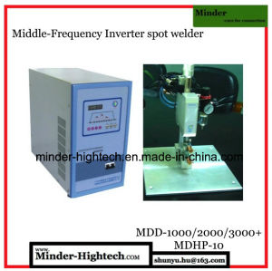 LED Display Series Inverter Spot Welder Mdd1000/2000/3000 & Mdhp-10 pictures & photos