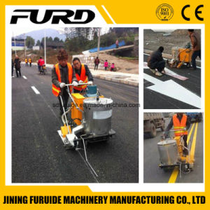 Hand Push Thermoplastic Road Marking Machine for Sale pictures & photos