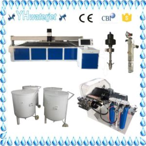 5 Axis Cutting Machine for Metal, Granite and Marble Cutting pictures & photos