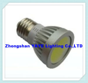 Yaye Top Sell MR16/G5.3/GU10/ E27/E14/B22/E26 COB 3W/4W/5W/7W LED Spotlight/LED Bulbs (YAYE-GTCOB3WA) pictures & photos