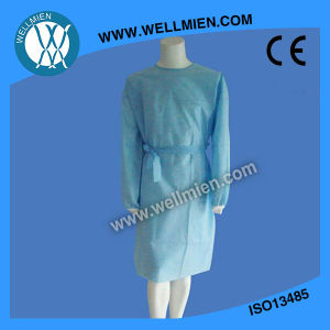 Surgical Gown/PP Sterile Disposable Surgical Gown pictures & photos
