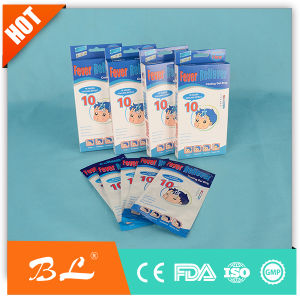 2017 High Quality Cooling Get Pads Pain Relief Pad Fever Patch pictures & photos