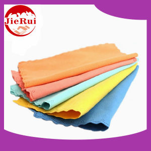 Microfiber Fabric Cloth for Glasses Frame Cleaning
