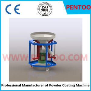 Latest Powder Sieving Machine for Electrostatic Powder Coating pictures & photos