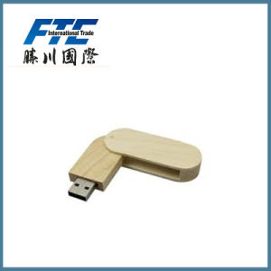 China Manufacturer Wooden Custom USB Flash Drive Stick pictures & photos