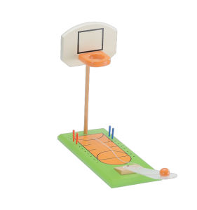 Wooden Table Top Game Basketball Cast Game (CB2379) pictures & photos