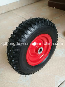 Various Pattern Rubber Solid Wheel pictures & photos