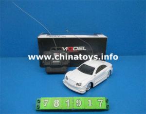Plastic RC Car Toys, 4 CH Remote Control Car (781918) pictures & photos