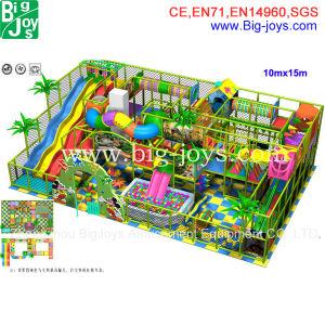 Jungle Indoor Playground for Sale, Gym Children Indoor Playground pictures & photos