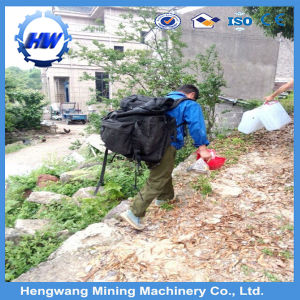 Max 30m Depth Backpack Portable Core Drill/Hard Rock Drill pictures & photos