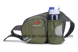 Outdoor Waterproof Leisure Travel Sport Waist Pack Pouch Bag pictures & photos