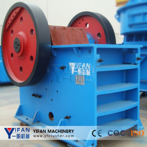 Good Quality Chrome Ore Jaw Crusher Machine pictures & photos