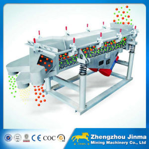 Chemical Industry Multi Layers Silica Sand Powder Linear Vibrating Screen Machine Price (ZDS Series)