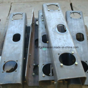 Steel Stamping and Welded Parts for Frame, Stamping, Welded Part pictures & photos