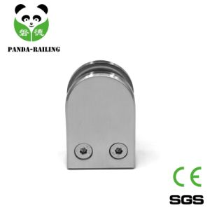 Stainless Steel Glass Railing Fitting Glass Clamp pictures & photos