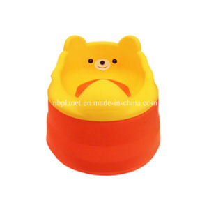 Plastic Animal Shape Baby Potty Trainer Chair Toilet Seat pictures & photos