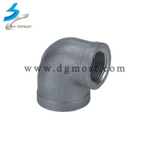 Stainless Steel Pipe Hardware Connectors with 90 Deg Elbow pictures & photos