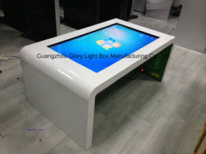 42inch High Definition Digital Interactive Touch Screen Table Screen pictures & photos