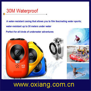 Mini Sport DV HD 1080P Built in WiFi and 2.0mega Pixels pictures & photos