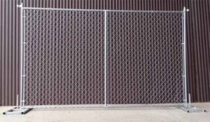 8′x12′ 35mm Tubing Hot Dipped Galvanized 28 Micons HDG Portable Temporary Construction Fence pictures & photos