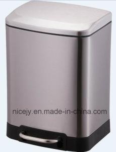 New Product: High Quality Stainless Steel Waste Bin/ Dust Bin/ Trash Bin/ Rubbish Bin (6L/12L/20L/30L) pictures & photos