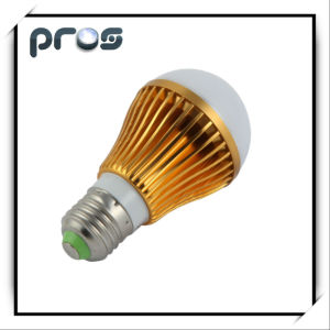 6W LED Bulb A19 Golden Lamp pictures & photos