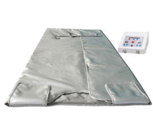 SPA Far Infrared Heated Sauna Blanket with Ce pictures & photos