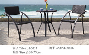 Outdoor Furniture, PE Rattan Furniture, (JJ-061T, JJ-055C) pictures & photos