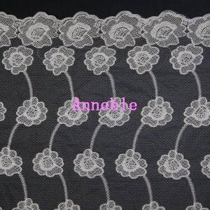 Small Flower Lace Fabric for Dress and Garment
