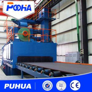 Roller Conveyor H Beam Shot Blasting Machine (Q69) pictures & photos