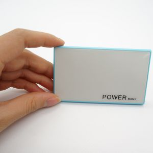 New Design 2000mAh Ultra Slim Credit Card Power Bank (PB-J18) pictures & photos