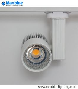 20W/30W/45W White Black Silver CREE COB LED Track Light (MB-TL01-30W) pictures & photos