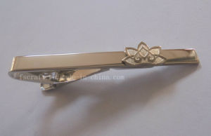 Tie Bar Tie Clip with Customized Logo pictures & photos