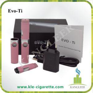 E Cigarette Evo-Ti with Titanium Clearomizer 2014