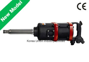 Side Exhasut Air Tool 1 Inch Impact Wrench Ui-1210 pictures & photos