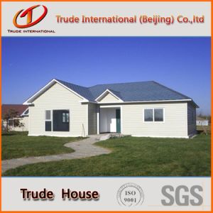 Economic Modular Building/Mobile/Prefab/Prefabricated Steel Frame Family Livinghouse pictures & photos