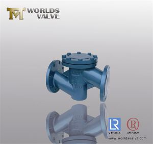 Lifting Check Valve (H41H-16/25) pictures & photos