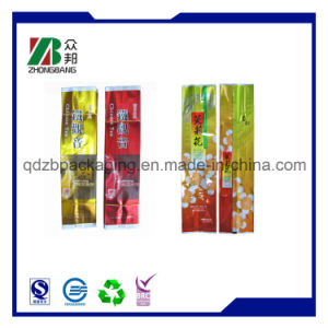 High Quality Food Grade Vacuum Plastic Bag for Tea pictures & photos