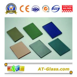 Reflective Float Glass/Coated Glass /Tinted Glass4mm, 5mm, 6mm, 8mm, 10mm pictures & photos